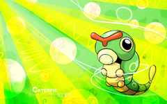 Caterpie Wallpapers image