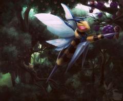 Mega Beedrill by DenaJarawr