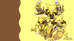 ScreenHeaven Abra Alakazam Kadabra Pokemon desktop and mobile