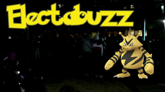 Pokémon Go Player Gets Excited Over Electabuzz