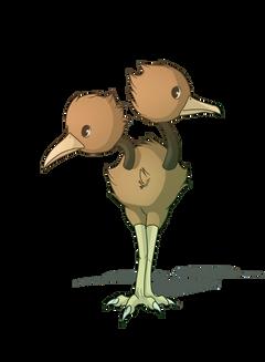 Pokemon Doduo by Anais