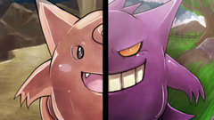 Gengar And Clefable Wallpapers image
