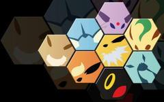 Eevee evolutions wallpapers Group