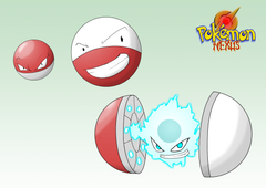 Voltorb should have had three evolutions pokemon