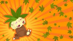 Hey I made you guys an Exeggutor Wallpaper Hope you like trees