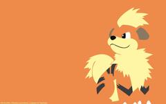 Growlithe Pokemon HD Wallpapers