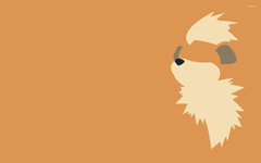 Growlithe wallpapers