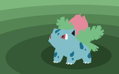 Pkmn 002 Ivysaur by Senzune