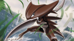 ScreenHeaven Kabutops Pokemon desktop and mobile backgrounds