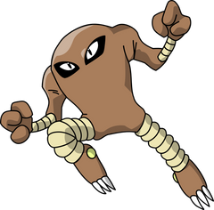 Hitmonlee by Mighty355