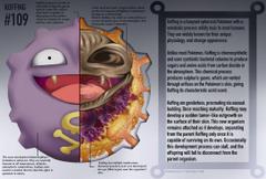 Koffing Anatomy