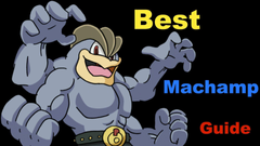 Machamp Battle Strategies