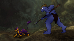 MACHOKE AS TARZAN 2 The Battle Against Sabor by PoKeMoN