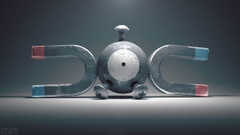 Magnemite Full HD Wallpapers and Backgrounds Image