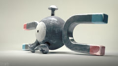 Magnemite Full HD Wallpapers and Backgrounds