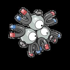 Magnemite Magneton Magnezone on TheSteelpedia