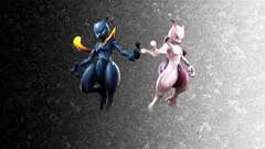 mewtwo wallpapers HD