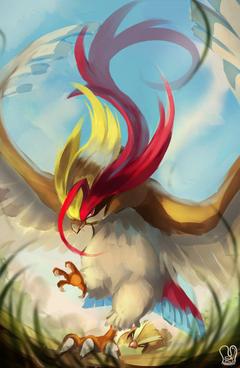 Omega Ruby and Alpha Sapphire image Pokemon Mega Pidgeot HD