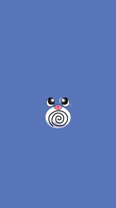 Poliwag Pokemon iPhone 6 HD Wallpapers HD