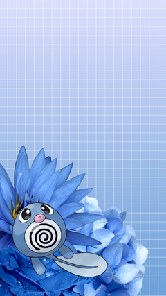 Poliwag iPhone 6 Wallpapers by JollytheDitto