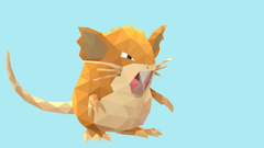 Raticate by PikachuHat on Newgrounds