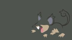 Alolan Rattata by LimeCatMastr