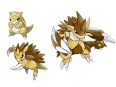 pokemon fake evolution