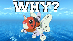 Why Mega Evolve Seaking
