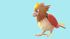 Spearow by PikachuHat on Newgrounds