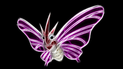 Venomoth by TheBlackSavior
