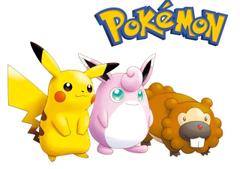 Pokemon Pikachu Wigglytuff