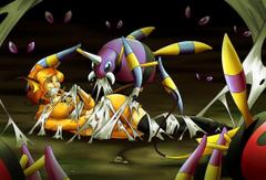 Ariados Nest by spiderweber
