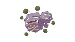 Pokemon Weezing