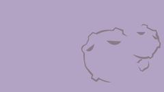 Weezing Minimalism Purple Backgrounds wallpapers