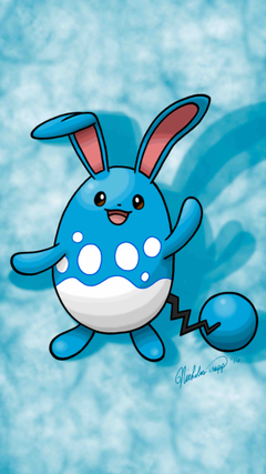 As requested here is the Azumarill Wallpapers