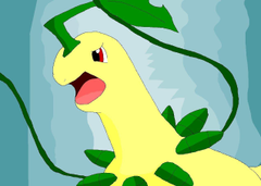 Bayleef Fans image Charging at Latias HD wallpapers and backgrounds