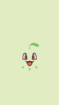 Chikorita Pokemon iPhone 6 HD Wallpapers HD