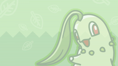 chikorita pokemon best widescreen backgrounds awesome
