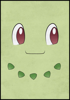 Chikorita by JordenTually