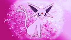 Espeon Desktop Don t see your favorite Pokemon on this board