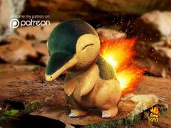 Realistic Pokemon Piplup by KaiKiato