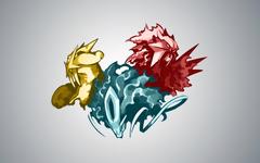pokemon simple backgrounds entei suicune raikou High Quality