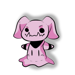 Granbull Mimikyu by Myumimon