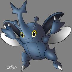 Pokemon Heracross by x