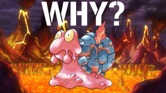 Why Mega Evolve Magcargo