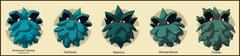psychonyxdorotheos 100 62 PokemonSubspecies Pineco by CoolPikachu29