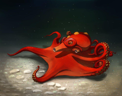 Octillery by coldfire0007