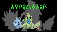 Tyranitar Backgrounds by JCast639
