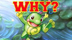 Why MEga Evolve Politoed