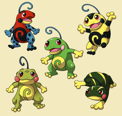PokemonSubspecies Politoed by CoolPikachu29